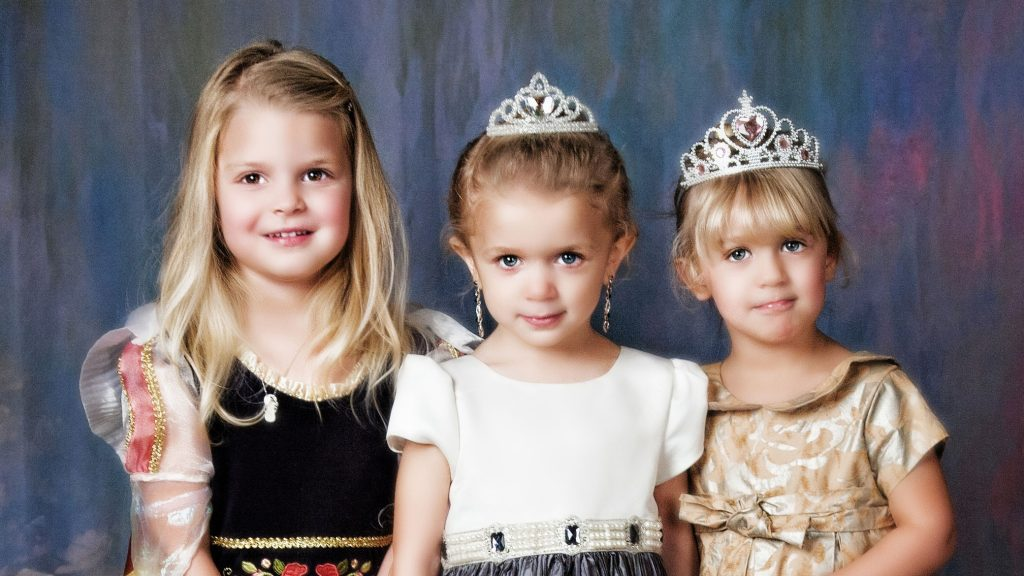 princess-party-trio