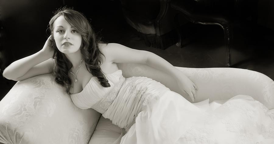 Bridal models, model portraits, model portfolio photos, model photography