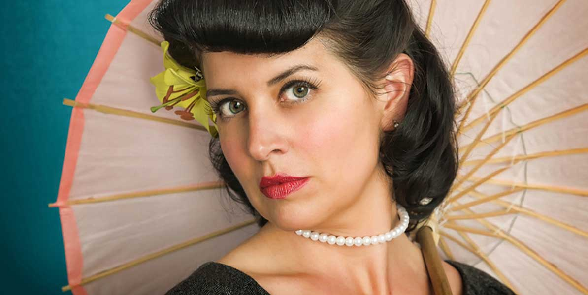 Pinup model photos, pinup portraits